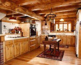 Кухня под старину #12