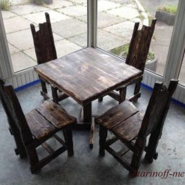 Стол под старину «CT-21»