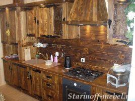 Кухня под старину #22