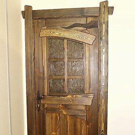 Дверь под старину «Светлана»