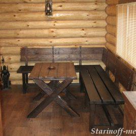 Мебель для бани и сауны №4