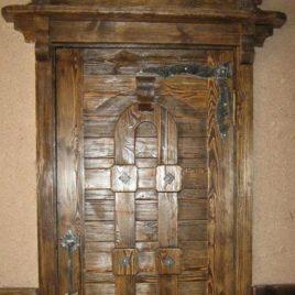Дверь под старину «Тамара»