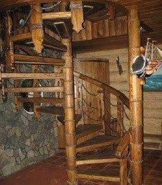 Лестница №13