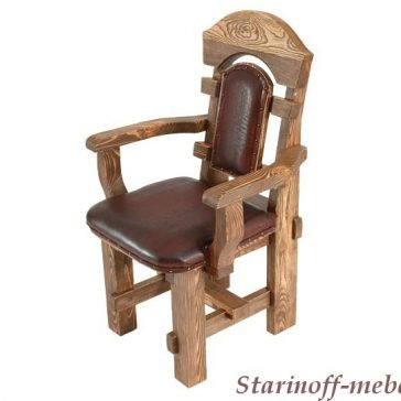 Кресло под старину «К-4»