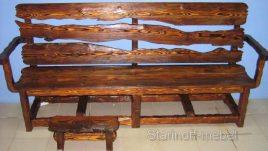 Скамейка под старину «СК-29»