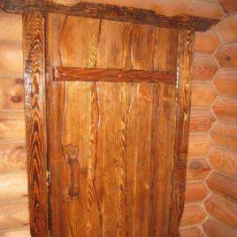 Дверь под старину «Софья-2»