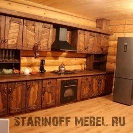 Кухня под старину #1