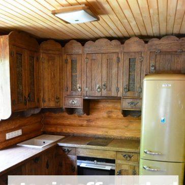 Кухня под старину #61