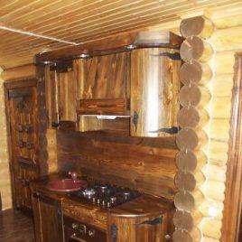 Кухня под старину #37