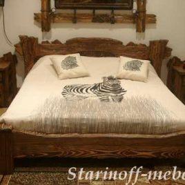 Кровать под старину №11
