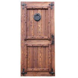 Дверь под старину «Юна»