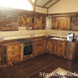Кухня под старину #29