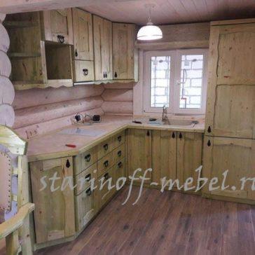 Кухня под старину #58
