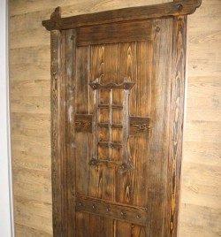 Дверь под старину «Мелисса»