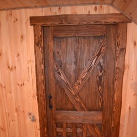 Дверь под старину «Варвара»