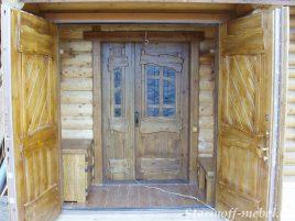 Дверь под старину «Д-69»