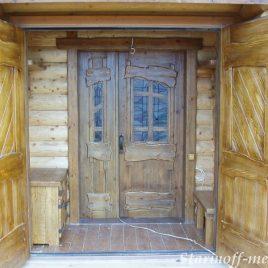 Дверь под старину «Божена»