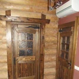 Дверь под старину «Диана»