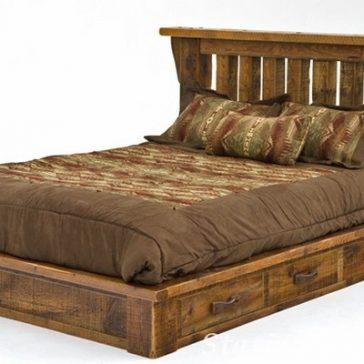 Кровать под старину №19
