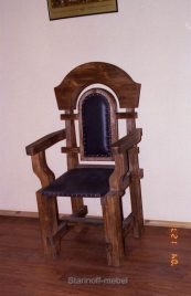 Кресло под старину «К-27»