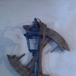 Светильник под старину №31