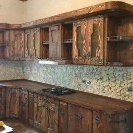 Кухня под старину #73