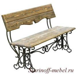 Скамейка под старину «СК-19»