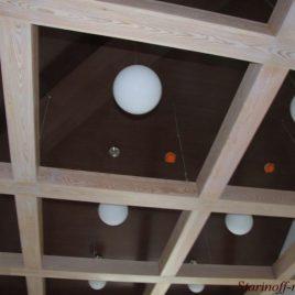 Декоративные балки под старину №7