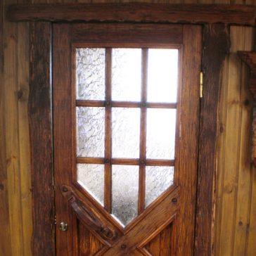 Дверь под старину «Купава»