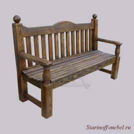 Скамейка под старину «СК-2»