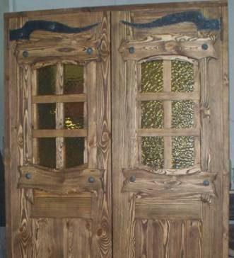 Дверь под старину «Римма»