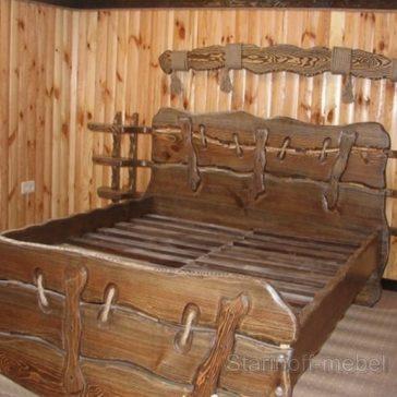 Кровать под старину №33