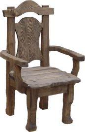 Кресло под старину «К-16»