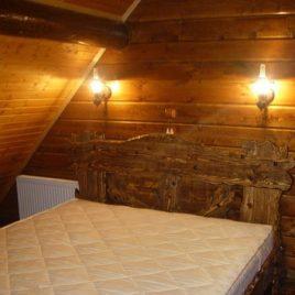 Кровать под старину №28
