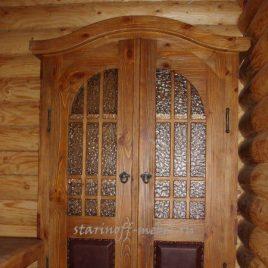 Шкаф под старину «Никола»