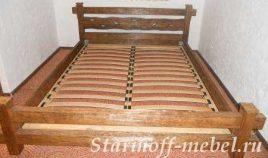 Кровать под старину №22