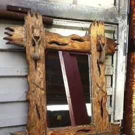 Зеркало под старину №3