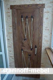 Дверь под старину «Д-5»