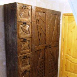 Шкаф под старину «Цезарь»