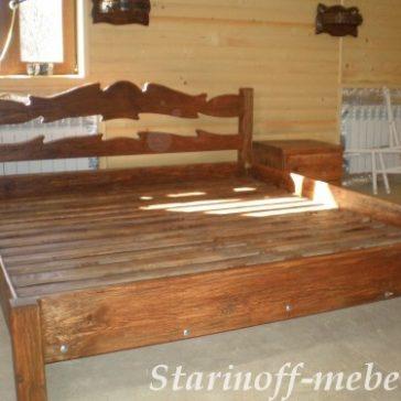 Кровать под старину №25