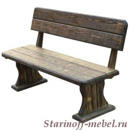 Скамейка под старину «СК-25»