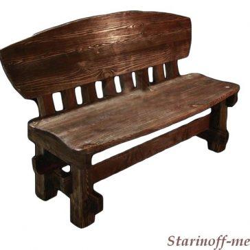 Скамейка под старину «СК-22»