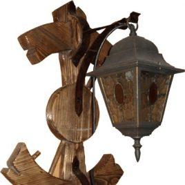 Светильник под старину №28