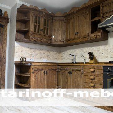 Кухня под старину #68