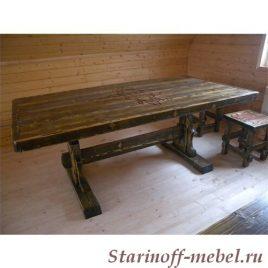 Стол под старину «CT-31»