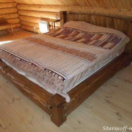 Кровать под старину №18