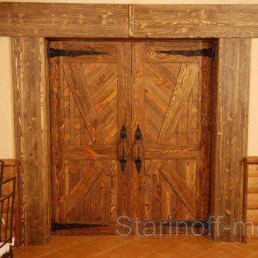 Дверь под старину «Рагнеда»