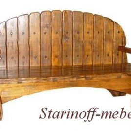 Скамейка под старину «СК-21»