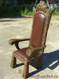 Кресло под старину «К-2»
