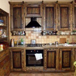 Кухня под старину #15